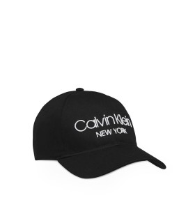 CAPPELLO DA BASEBALL NY NERO CALVIN KLEIN