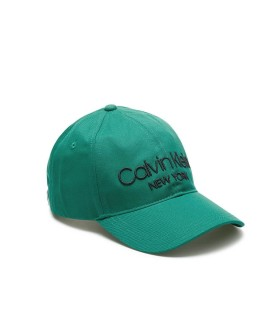 CALVIN KLEIN NY GREEN BASEBALL CAP
