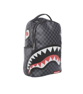 ZAINO SHARKS IN PARIS GRIGIO SPRAYGROUND