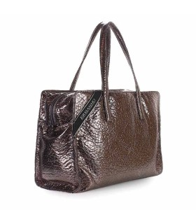 BORSA SHOPPING DARIA METALLIC ERMANNO SCERVINO