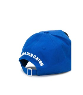 CAPPELLO BASEBALL BLUETTE DSQUARED2
