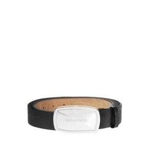 DSQUARED2 PLAQUE PALLADIO BLACK BELT