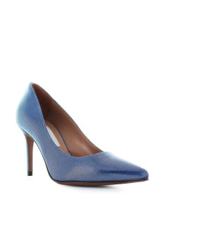 L'AUTRE CHOSE LIGHT BLUE CANNETÉ PUMP