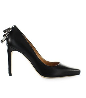 DSQUARED2 PUNK LOCK BLACK PUMP