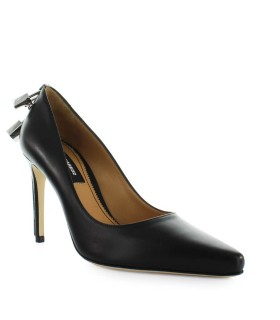 DSQUARED2 PUNK LOCK SCHWARZE PUMPS