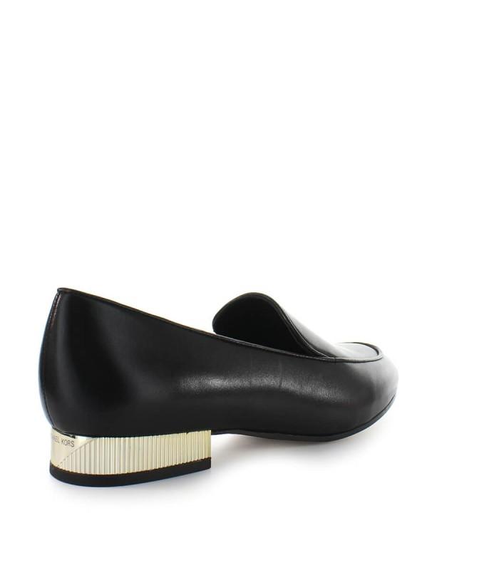 Michael Kors Valerie Black Leather