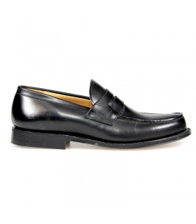 CHURCH'S WESLEY SCHWARZ LOAFER