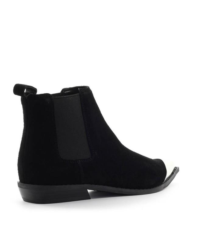 calvin klein black chelsea boots
