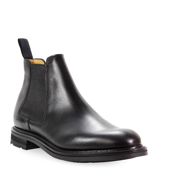 Church'S Welwyn Calf Black Chelsea Boot
