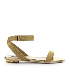 SANDALE CUIR NAPPA OR DSQUARED2