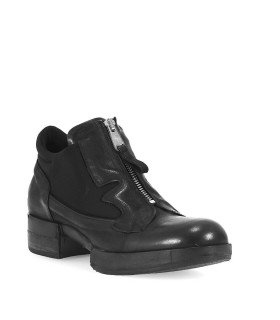 IXOS ZIP BLACK PLATFORM BOOT