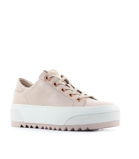 SNEAKER KEEGAN LACE UP ROSA MICHAEL KORS