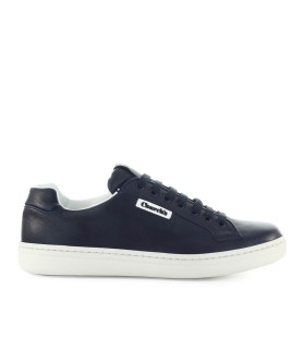 SNEAKER MIRFIELD 2 PELLE BLU BALTIK CHURCH'S