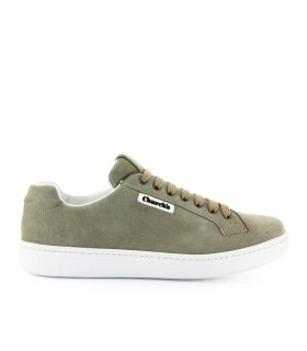 SNEAKER MIRFIELD 2 SUÈDE BEIGE STONE CHURCH'S