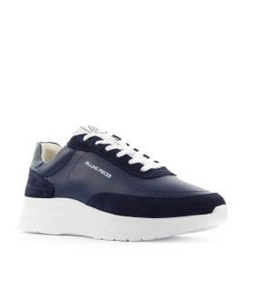SNEAKER MODA JET RUNNER BLU FILLING PIECES