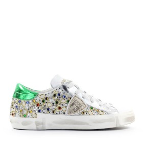 ZAPATILLA PRSX CARIOCA BLANCO VERDE PHILIPPE MODEL