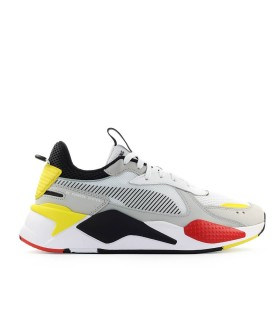 PUMA RS-X TOYS BLACK YELLOW RED SNEAKER