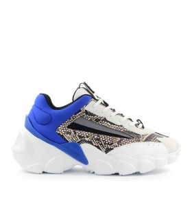 FILA SMASHER WMN ROYAL BLUE PHYTON SNEAKER