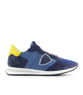 ZAPATILLA TRPX MONDIAL AZUL AMARILLO PHILIPPE MODEL