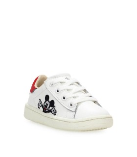 MOA DISNEY MICKEY WELCOME WHITE UNISEX SNEAKER