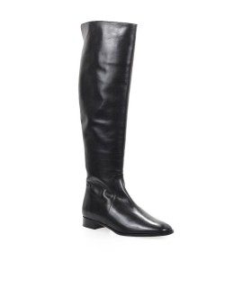 ROBERTO FESTA KATMANDU BLACK LEATHER HIGH BOOT