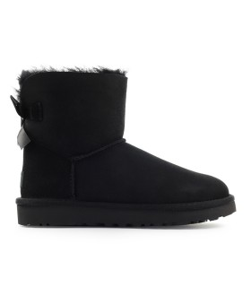STIVALE MINI BAILEY BOW NERO UGG