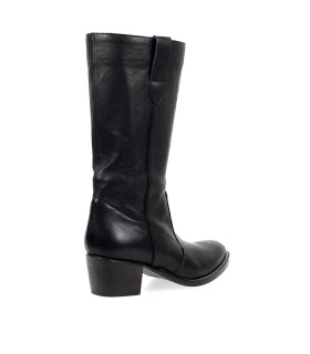 ÂME BLACK NAPPA LEATHER BOOT