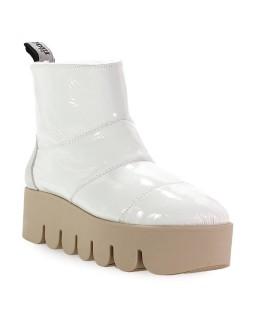 MOLLIS WHITE NAPLAK MALMON BOOTS