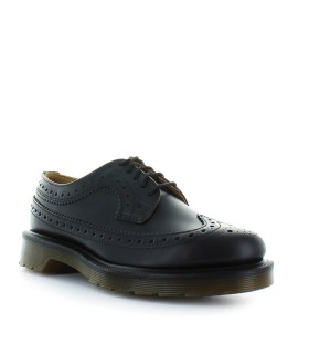 STRINGATA 3989 BROGUE NERO DONNA DR. MARTENS