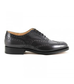 CHURCH'S BURWOOD LIGHT GREY LACE UP