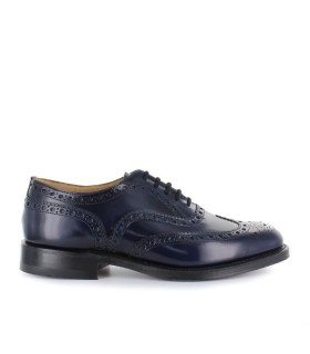 ZAPATO CORDONES BURWOOD LIGHT NAVY CHURCH'S