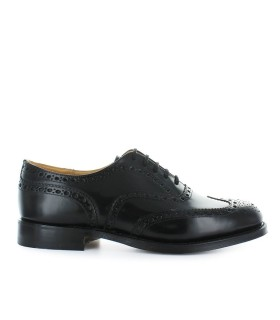 ZAPATO DE CORDONES NEGRO BURWOOD CHURCH'S