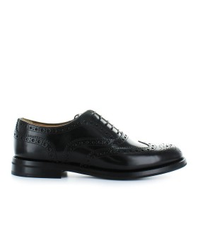 ZAPATO DE CORDONES BURWOOD WG NEGRO CHURCH'S