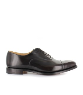 CHURCH'S DUBAI POLISHBINDER LIGHT EBONY LACE UP