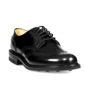ZAPATO DE CORDONES NEWARK NEGRO CHURCH'S
