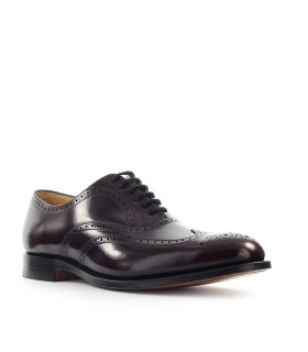 STRINGATA OXFORD BERLIN BURGUNDY POLISHBINDER CHURCH'S