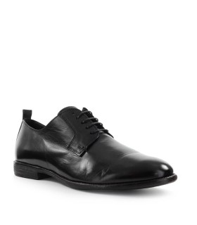 CHAUSSURES À LACETS OXFORD MURANO NOIR MOMA
