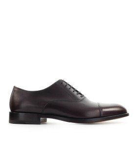 ZAPATO OXFORD NEW YORK MARRÓN OSCURO MORESCHI