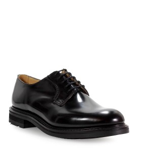 CHURCH'S WOODBRIDGE POLISHBINDER BLACK LACE UP