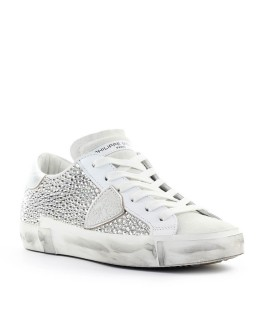 SNEAKER DIAMANT BIANCO PHILIPPE MODEL