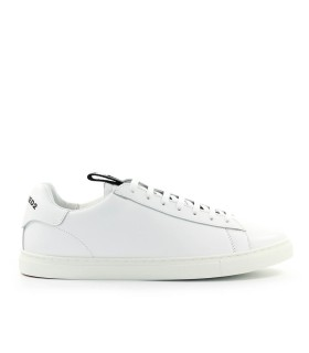 SNEAKER EVOLUTION TAPE BIANCO DSQUARED2