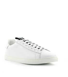 DSQUARED2 EVOLUTION TAPE WEISS SNEAKER
