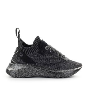 SNEAKER SPEEDSTER LUREX NERO DSQUARED2