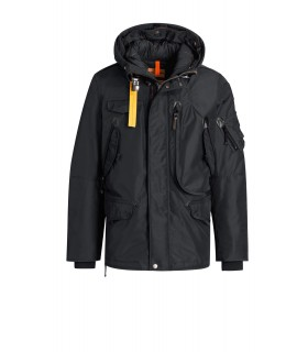 PARKA RIGHT HAND BASE BLU NAVY PARAJUMPERS