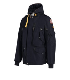 PARAJUMPERS RIGHT HAND BASE NAVY BLUE JACKET