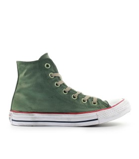 CONVERSE CHUCK TAYLOR ALL STAR GREEN WAXED SNEAKER
