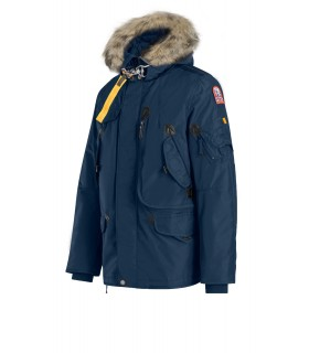 PARKA RIGHT HAND BLU COBALTO PARAJUMPERS