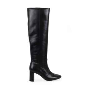 L'AUTRE CHOSE BLACK HIGH KNEE BOOT