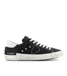 PHILIPPE MODEL PRSX BLACK WHITE SNEAKER