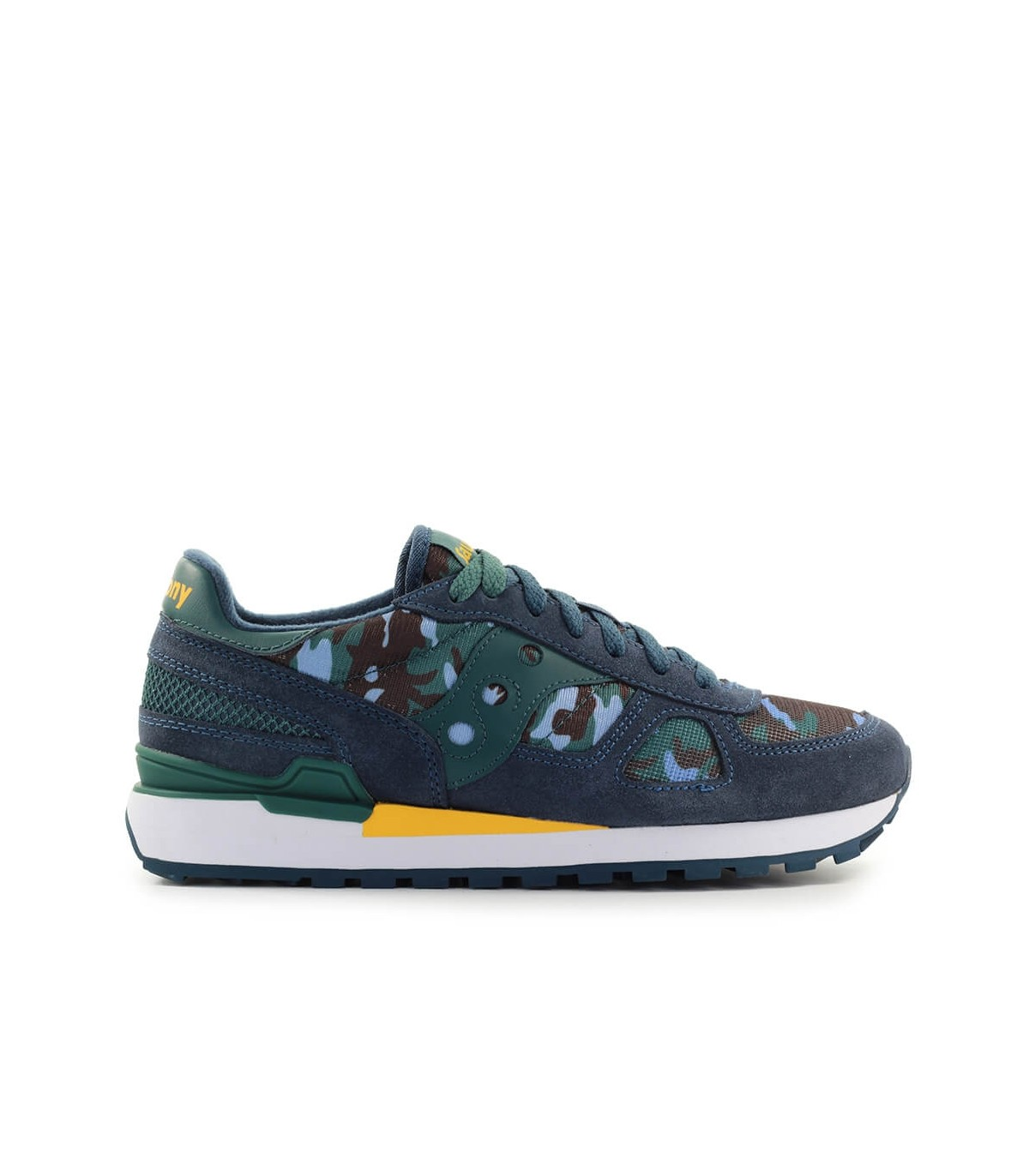 Saucony SHADOW ORIGINAL DENIM CAMO SNEAKER